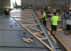 Large Truss company for sale
