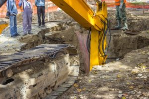 how to sell an underground construction business