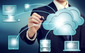 How to sell my cloud computing company
