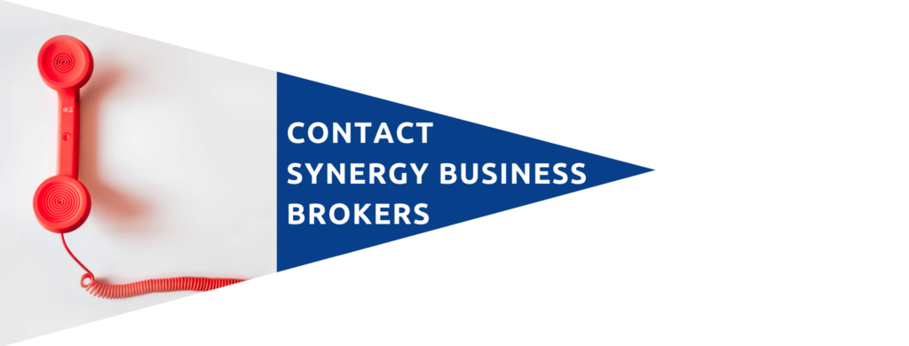 Contact Synergy Business Brokers